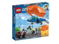 LEGO®City 60208 Luchtpolitie Parachute-Arrestatie