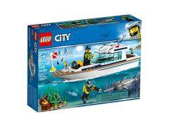 LEGO®City 60221 Duikjacht