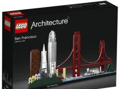 LEGO®Architecture 21043 San Francisco