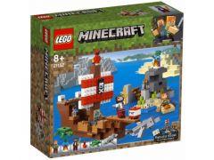LEGO®Minecraft 21152 Avontuur Op Het Piratenschip