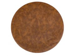 Tuscan Placemat Round Dia 38 Cm Walnut