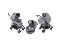 Chicco Trio Love Up Cool Grey