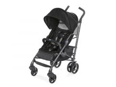 Chicco Wandelwagen Lite Way 3 Complete Jet Black
