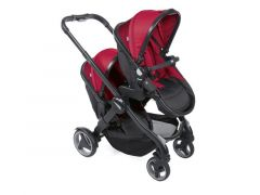 Chicco Dubbele Wandelwagen Fully Red Passion