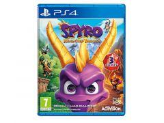 Ps4 Spyro Reignited Trilogy