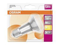 Osram Led Star R63 60 E27 Ww 4.3W