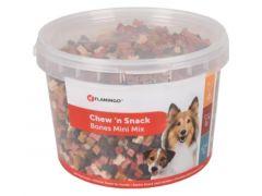 Flamingo Chew'N Snack Mini Bones Mix 1,8Kg