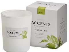 Bolsius Glass F. + Scent 92/76 Tea