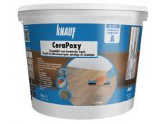 Cerapoxy Cementgrijs  3Kg
