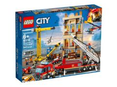 City 60216 Brandweerkazerne In De Stad