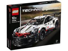 Technic 42096 Porsche 911 Rsr