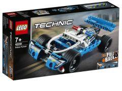 Technic 42091 Politie Achtervolging