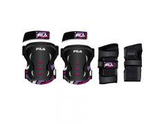 Beschermset Fila 3 Pack Kids Girl Xs