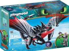 Playmobil 70039 Dodenklauw En Grimmel