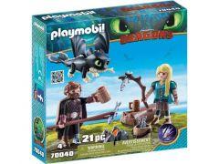 Playmobil 70040 Hikkie En Astrid Speelset
