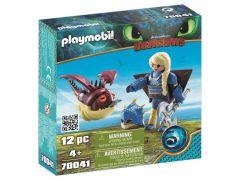 Playmobil 70041 Astrid In Vliegpak Met Schrokop
