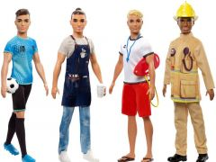Barbie Core Ken Career Doll Assortiment Per Stuk