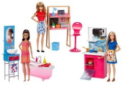 Barbie Estate Room & Doll Assortiment Prijs Per Stuk