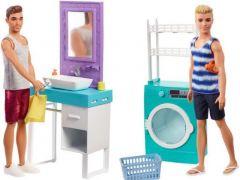 Barbie Estate Ken & Mobilier Assortiment Prijs Per Stuk