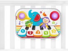 FISHER PRICE SS KNP CRIB PIANO