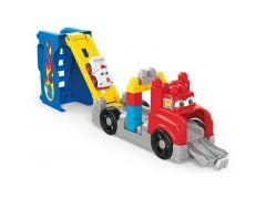 Fisher Price Mega Bloks Build & Race Rig