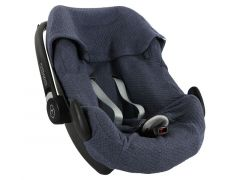 LES REVES DANAIS HOES VOOR MAXI COSI PEBBLE DIAMOND BLUE