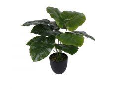 Kunstplant Alocasia Sunshine In Pot Groen