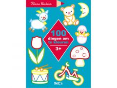 100 Dingen Om Te Kleuren 3+