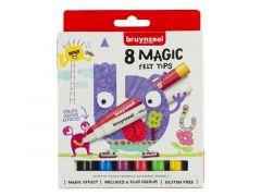 Bzl Viltstiften Magic Set 8