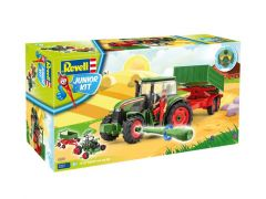 Revell 00817 Tractor & Trailer With Figure
