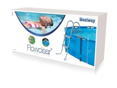 Bestway 58430 Flowclear Pool Ladder 76-84Cm