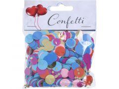 Confetti Rondjes Multikleuren