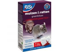Bsi Genetation Grain Tech 150Gr (6X25Gr)
