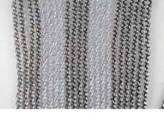 Stripgordijn Torsad 100X220Cm Grijs-Zwart