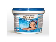 Bsi Pool Langwerkend Chloor 5Kg (25X200Gr)