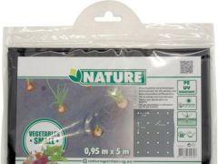 Mulch-/Kweekfolie Voor Kleine Groenten 175Xø45 Mm - 0,95 X 5 M