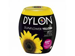 Dylon Color Fast Bol Nr 05 Sunflower Yellow + Zout 350G