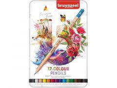 Bruynzeel Expression Kleurpotloden 12#