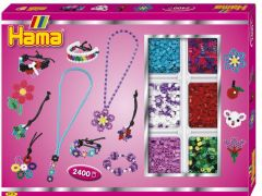 Hama Activity Box I/H Roze 2400 St.