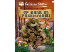 Strip 7 Op Naar De Prehistorie - Paperback