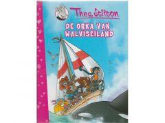 Thea Strip 1: Orka Van Walviseiland - Paperback