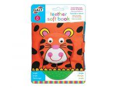 Galt First Years - Teether Soft Book – Jungle