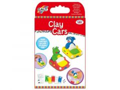 Galt Activity Pack - Clay Cars