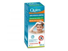Quies Antiluizen En Neten Shampoo 125Ml