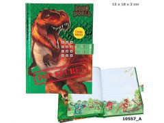 Dino World Dagboek Met Geheime Code