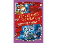 Avonturen In Fantasia Deel 2/ Een Nacht Tussen De Heksen