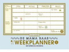 Nieuwe Mama Baas Weekplanner