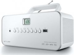 Muse M-28 Rdw Radio Cd Mp3 Usb