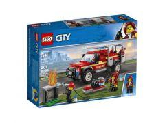 City 60231 Reddingswagen Van Brandweercommandant