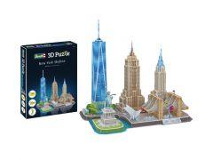Revell 00142 3D Puzzel New York Skyline